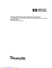 HP Visualize c200 - Workstation Supplementary Manual