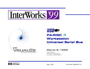 HP Visualize J5600 Supplementary Manual