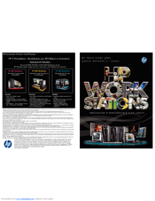 HP Z400 - Workstation Quick Reference Manual