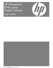 HP PHOTOSMART R740 DIGITAL CAMERA WINDOWS 8 DRIVER