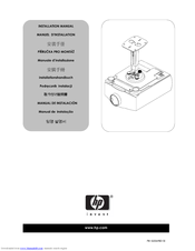 HP mp3220 Series Installation Manual