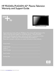 HP PL4245N Product Information