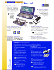HP 690E - Jornada - Win CE Handheld PC Pro 133 MHz Brochure