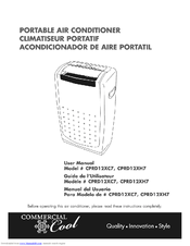 Haier Commercial Cool CPRD12XH7 User Manual