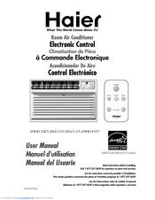 haier hwr12xc5 manuals rh manualslib com Online User Guide User Manual