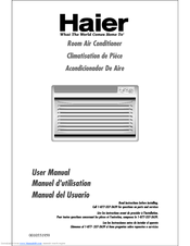 haier hwr05xc7 user manual pdf download rh manualslib com Haier Instruction Manual Haier Air Conditioner ManualDownload