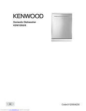 Kenwood KDW12SS User Manual