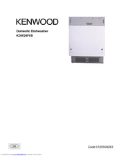 Kenwood KDW24FI User Manual