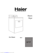 Haier HLF11P User Manual