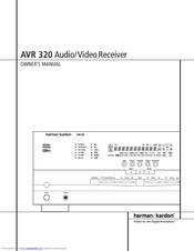 Harman kardon avr7500 receiver owners manual | ebay.