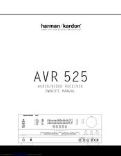 harman kardon avr 325 manuals rh manualslib com Harman Kardon AVR 2700 Harman Kardon AVR 320 Manual
