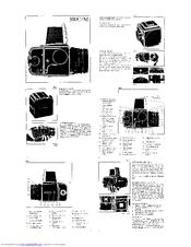hasselblad 500c m manuals rh manualslib com hasselblad 500c user manual hasselblad 500cm user guide