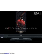 hitachi ultravision l42a403 manuals rh manualslib com Sony STR De475 Manual Hitachi TV Service Manual