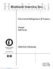 hoshizaki safetemp fh1 aac service manual pdf download rh manualslib com