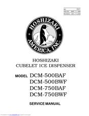 hoshizaki dcm 500bwf manuals. Black Bedroom Furniture Sets. Home Design Ideas