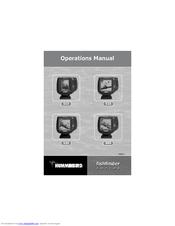 humminbird 525 manuals, Fish Finder