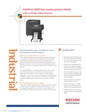 ibm infoprint 6500 manuals rh manualslib com Line Printer IBM Infoprint 6500 V1P Model