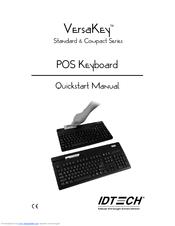 Id Tech VersaKey Compact Series Manuals