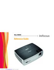 infocus w240 manuals rh manualslib com Infocus Projectors Amazon InFocus IN24 W240 Manual