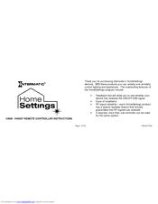 Intermatic HA09 User Manual