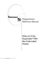 Intermec EasyCoder PD4 Printer ESim Drivers for Windows 7