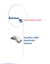 INTERMAC SCANPLUS 1800 SRST DRIVERS FOR WINDOWS DOWNLOAD
