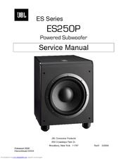 jbl es250p manuals rh manualslib com