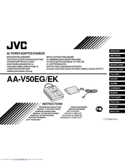 JVC AA V50U Instructions Manual