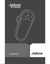 jabra bt2010 user manual pdf download rh manualslib com jabra bt2010 manual español jabra bt2010 pairing
