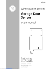 GE Choice Alert 45130 User Manual