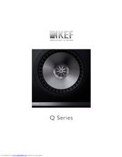KEF Q100 BROCHURE & SPECS Pdf Download