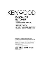 kenwood ez700sr manuals rh manualslib com