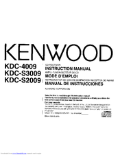 kenwood kdc s manuals