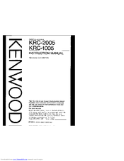 Kenwood KRC-1005 Manuals on gmc truck trailer wiring diagrams, car audio install diagrams, amplifier wiring diagrams, kenwood ddx7017 wiring-diagram, kenwood harness diagram, kenwood ddx7019 wiring-diagram, car speaker wiring diagrams, kenwood ddx512 wiring-diagram, kenwood kdc 210u wiring diagrams, kenwood dnx6190hd wiring-diagram, klipsch speakers wiring diagrams, kenwood surround sound wiring diagram, kenwood home stereo components, audio wiring diagrams, panasonic wiring diagrams, ford wiring harness diagrams, 2 ohm speaker wiring diagrams, subwoofer wiring diagrams, kenwood dnx7100 wiring-diagram, kenwood wiring colors,