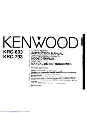 kenwood krc 803 manuals rh manualslib com KRC Block and Brick KRC Alderwood Trails