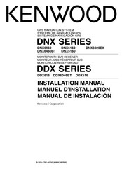 KENWOOD DDX516 INSTALLATION MANUAL Pdf Download. on