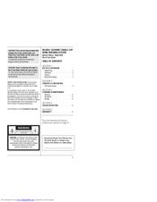 keurig signature b60 manuals rh manualslib com keurig manual b31 keurig b60 manuel d'utilisation francais
