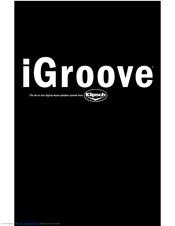 KLIPSCH IGROOVE USER MANUAL Pdf Download