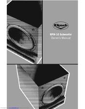 klipsch sw 450 manuals. Black Bedroom Furniture Sets. Home Design Ideas