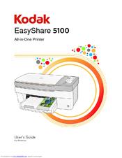 kodak 5100 easyshare all in one multifunction manuals rh manualslib com kodak easyshare 5500 printer driver mac kodak easyshare 5500 printer driver