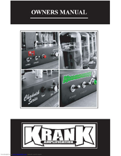 Krank Rev Jr. Pro 20W User Manual