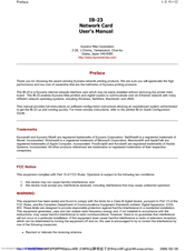 Kyocera KM-2050 Supplementary Manual