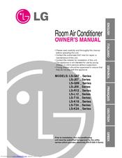LG LS-K1830CL Owner's Manual