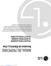 lg dle5977 manuals rh manualslib com lg dle5977w repair manual LG Dryer DLE5977S Troubleshooting