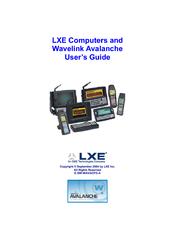 Lxe VX1 Manuals
