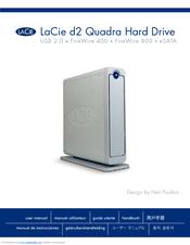 lacie 301442ek 1tb d2 quadra hard disk manuals rh manualslib com lacie d2 quadra 500gb manual lacie d2 quadra v2 manual