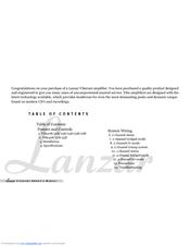 Lanzar VIBE238 User Manual