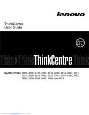 Lenovo ThinkCentre M90p 5536 Manuals