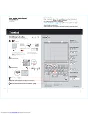 Lenovo THINKPAD G40 Install Manual