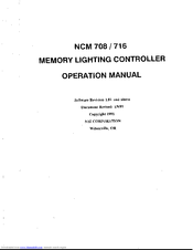 Controllers & dimmers channel memory.